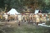 Scouts at Camp (India)