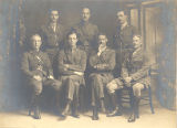 Canadian YMCA Senior Officers, World War I