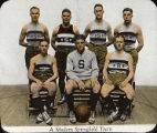 Springfield College Basketball Team (1921)