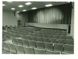 Inside of the Auditorium of the Fuller Arts Center at Springfield College