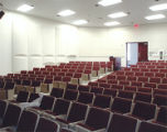 Renovated Appleton Auditorium of the Fuller Arts at Springfield College, 2009