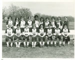 Softball Team Photo at Springfield College, 1980