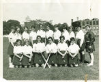 First Softball Team Photo at Springfield College, 1969