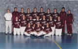 Springfield College Softball Team Photo, 2000