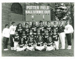 Springfield College Softball Team Photo, 1991