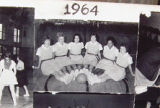 SC Women's Basketball Starting Six (1964)