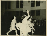 Early Women's Basketball Game