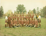 Springfield College Field Hockey Team (1971)