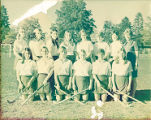 Springfield College Field Hockey Team (1970)