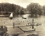 Swimming at Freshman Camp (1930)