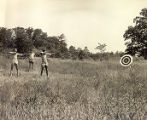 Archery at Freshman Camp (1930)