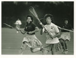 SC Lacrosse Athlete In Action (1983)