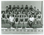 SC Women's Swimming and Diving Team (c. 1976-1977)