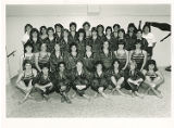 SC Women's Swimming and Diving Team (c. 1985-1986)