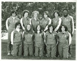 Women's Cross Country Team (1980)