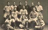 Springfield College Baseball Team (1904)
