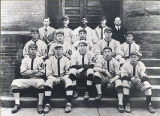 Springfield College Baseball Team (1915)