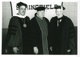 Springfield College Presidents, Bromery, Locklin, and Limbert (October 29, 1993)