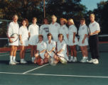 Women's Tennis Team (1990)