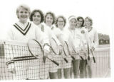 Women's Tennis Team (1965)
