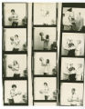SC Women's Basketball Contact Sheet (c. 1975-1976)