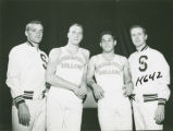 Gymnastics Coaches and Captains (c. 1959)