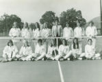 SC Women's Tennis Team (1974)