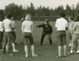 Softball Clinic in Holland (1970)