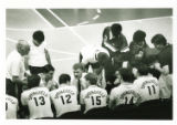SC Men's Volleyball Huddle (April 6, 1991)