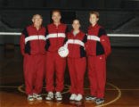 SC Women's Volleyball Staff (1998)