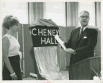 Cheney Hall Dedication, June 1968
