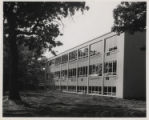 Schoo-Bemis Science Center after construction, c. 1961