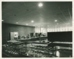 The Interior of Cheney Hall, c. 1974