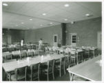 The Grumman and Gold Room in Cheney Dining Hall