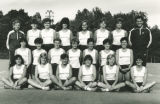 Women's Cross Country Team (1986)