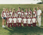 Women's Cross Country Team (1998)