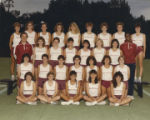 Women's Cross Country Team (1987)