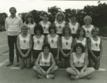 Women's Cross Country Team (1982)