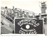 1965 Springfield College Men's Basketball Team World Tour