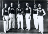 1902 Basketball Team at Springfield College
