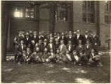 Springfield College graduating class of 1897 and class of 1898