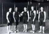 1904 Basketball Team at Springfield College