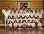 Women's Track and Field Team (1984)