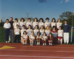 Women's Track and Field Team (1991)