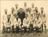 1915 Springfield College Men's Soccer Team