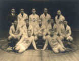 1917 Springfield College Men's Soccer Team