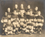 1911 Springfield College Men's Soccer Team
