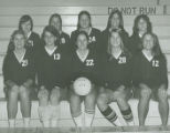 Springfield College Women's Volleyball Team (1975)