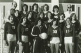 Springfield College Women's Volleyball Team (1982)