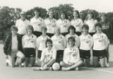 Springfield College Women's Volleyball Team (1986)